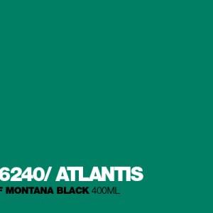 Atlantis Montana Black spuitbus 400 ml