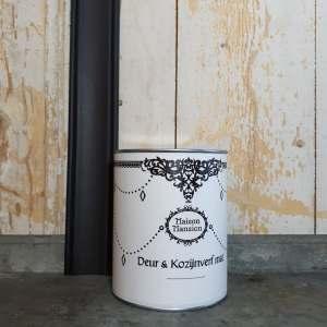Goth Deur & Kozijnverf 1 liter Maisonmansion