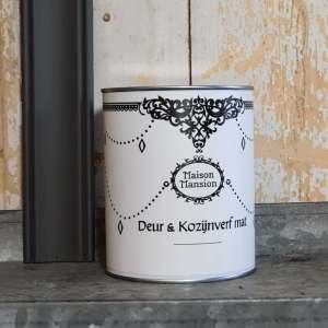 Deur & Kozijnverf Ozul 1 liter Maisonmansion