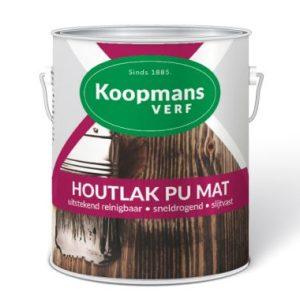 Koopman Houtlak Blanco mat binnen & Buiten 250 ml