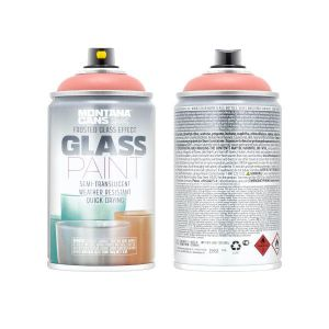 Montana GLASS Coral Red 250ML