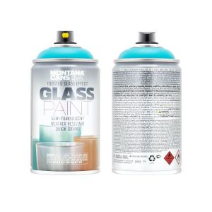 Montana GLASS paint Teal 250ML