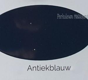 Perkoleum antiekblauw Hoogglans dekkend 750 ml