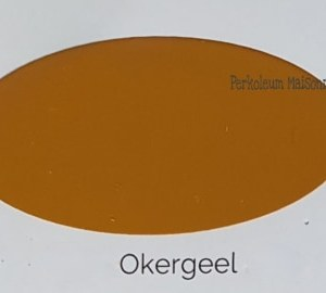 Perkoleum Okergeel Hoogglans dekkend 750 ml