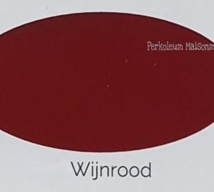 Perkoleum Wijnrood zijdeglans dekkend 750 ml