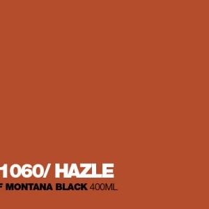 Hazle Montana Black spuitbus 400 ml