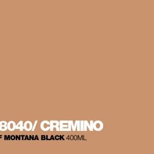 Cremino Montana Black spuitbus 400 ml