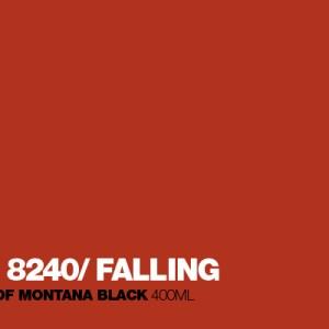 Falling Montana Black spuitbus 400 ml