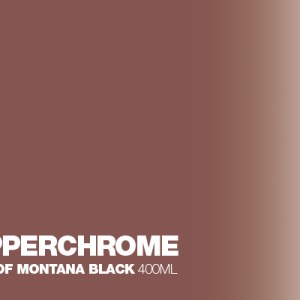 Copperchrome Montana Black spuitbus 400 ml