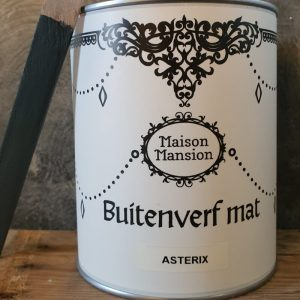 Buitenverf Asterix Maisonmansion