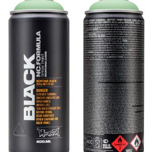E2E Green Montana Black spuitbus 400 ml