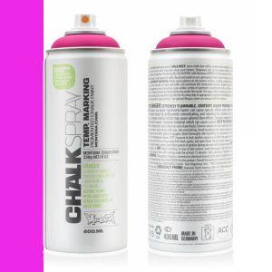 Montana Chalk spuitbus Pink 400 ml