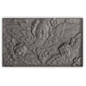 Cherubs IOD mould