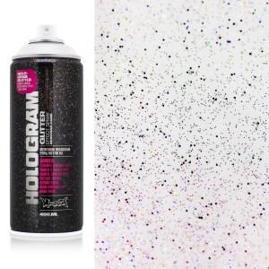 Glitter effect spuitbus Hologram Montana