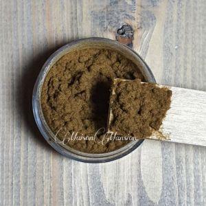 Dust Bruin mat