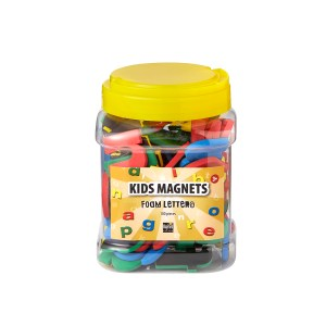 Lettermagneten set van 100 stuks