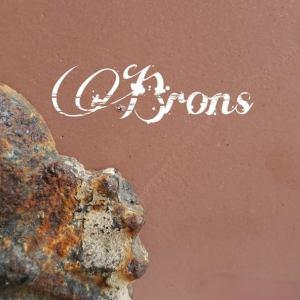 Brons Beton Ciré wand