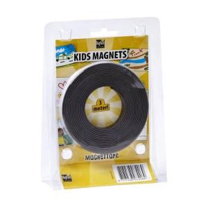 Magneetband zelfklevend kids 3 meter Maisonmansion