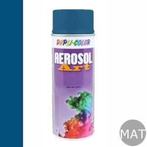 Spuitbus RAL 5010 Gentiaanblauw Mat