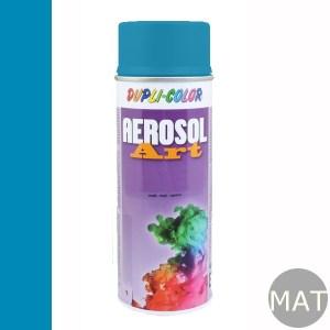 Spuitbus RAL 5012 Lichtblauw Mat