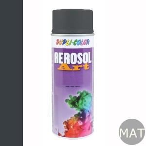 Spuitbus RAL 7016 mat aerosol