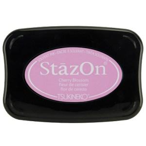 Cherry Blossom Inkt StaZon