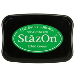 Eden Green Inkt StaZon
