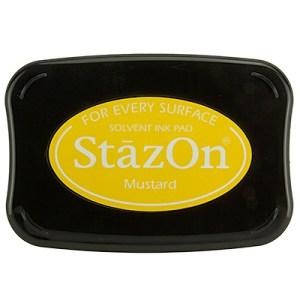 Mustard Inkt StaZon