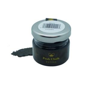 Black Patina Wax Oil