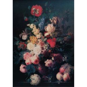 Renaissance Flowers decoupage