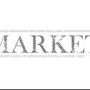 Market transfer 152.4 cm x 29.2 cm