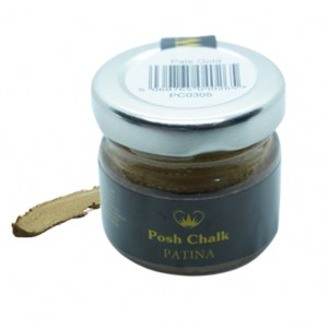 Pale Gold Patina Wax oil