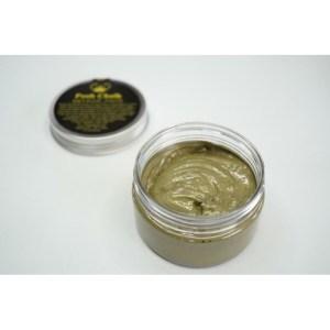 Green Bronze Smooth Metallic Paste