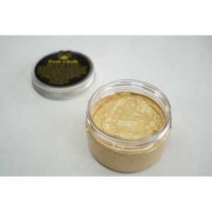 Shiny Gold Smooth Metallic Paste