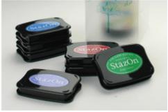 Inkt voor stamps