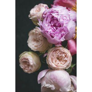 Moody Florals II decoupage