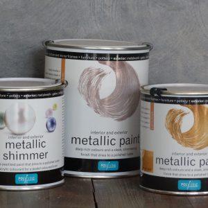Metallic Paint Polyvine