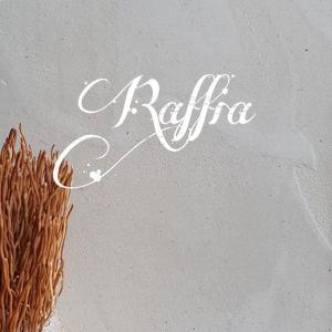Raffia Beton Ciré