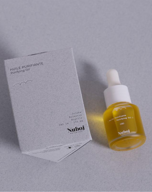 huile purifiante nuboj