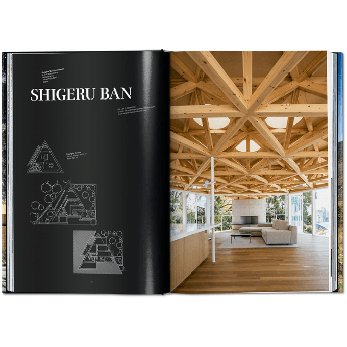 livre homes for our time taschen