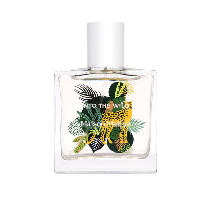 parfum into the wild maison matine