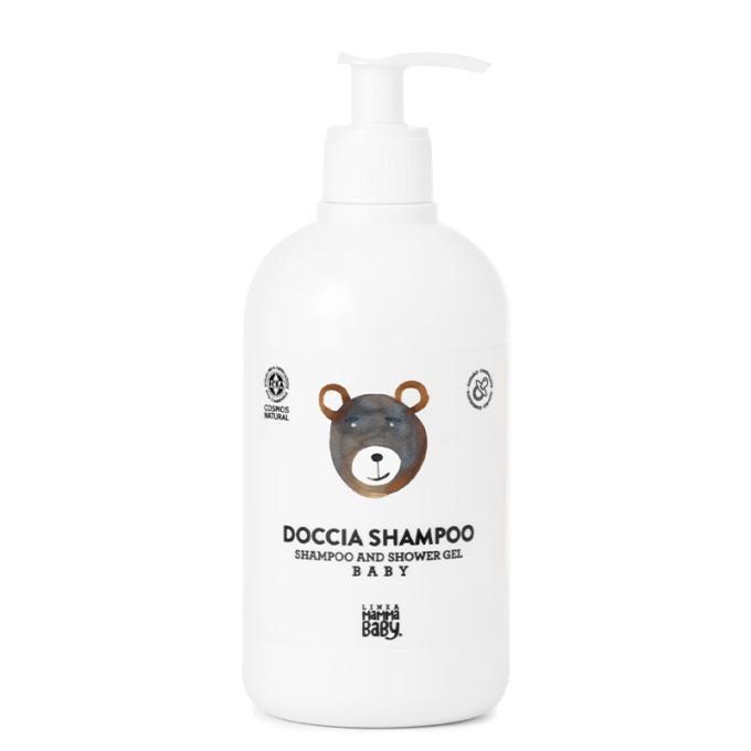 douche shampoing linea mamma baby