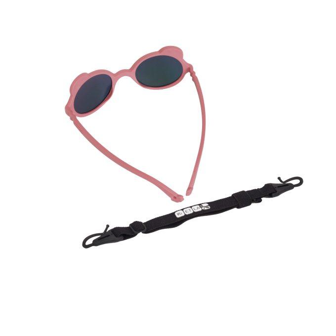 lunette ourson rose antik 1 a 2 ans ki et la