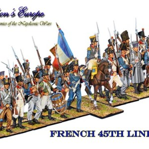 French 45th Line Infantry