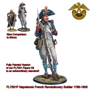 75mm Napoleons Europe (Painted)