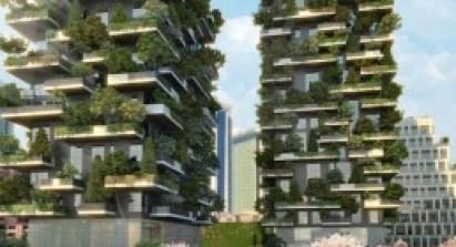immeuble écologique à milan