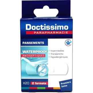 DOCTISSIMO - Pansements imperméables