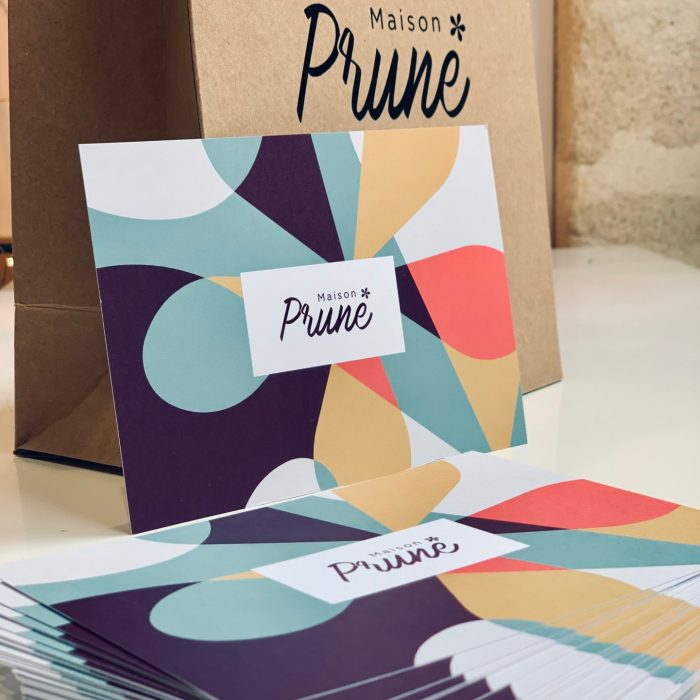 gift card, maison prune, mode, shopping, nantes, bordeaux, conceptstore, boutique