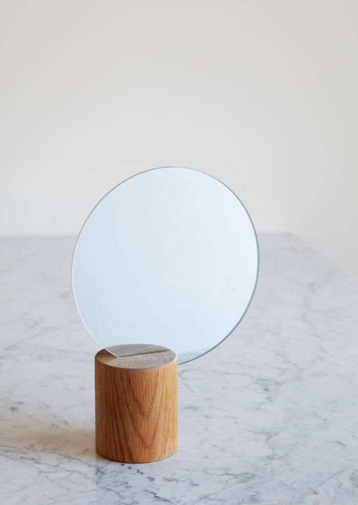 miroir de table hubsch