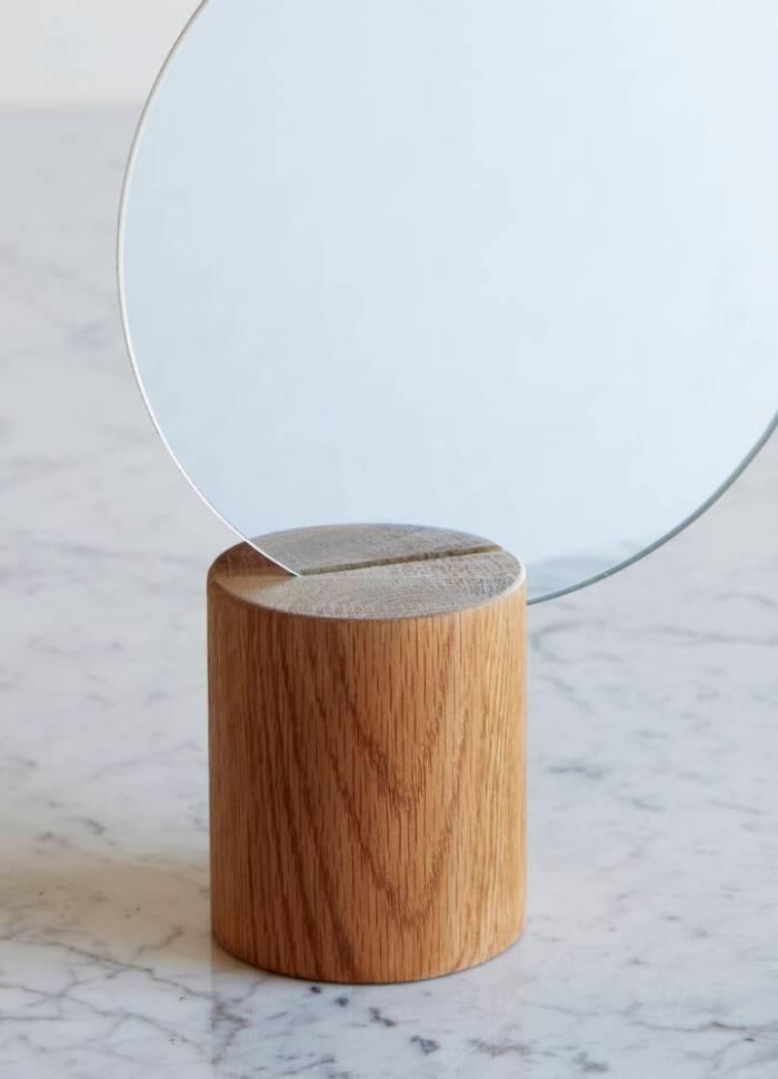 miroir de table hubsch, Hübsch